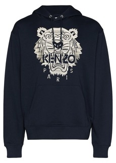 Kenzo Tiger logo hoodie
