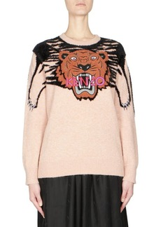Kenzo Tiger Mohair Sweater