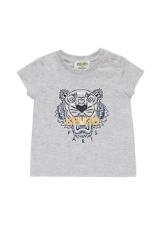 Kenzo Tiger Organic Cotton Jersey T-shirt