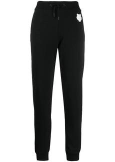 Kenzo Tiger patch track trousers
