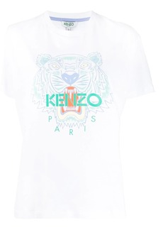 Kenzo Tiger print short-sleeved T-shirt