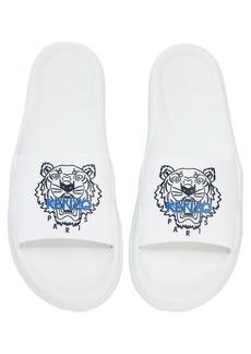 Kenzo Tiger Rubber Slide Sandals