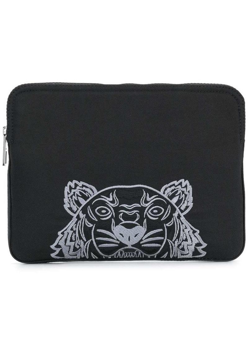 Kenzo Tiger zip case