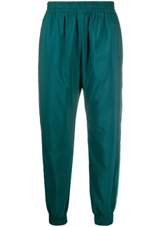 Kenzo two-tone tapered track pants