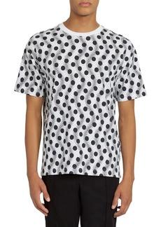 c0dc462ae Kenzo spaced out print T-shirt | T Shirts