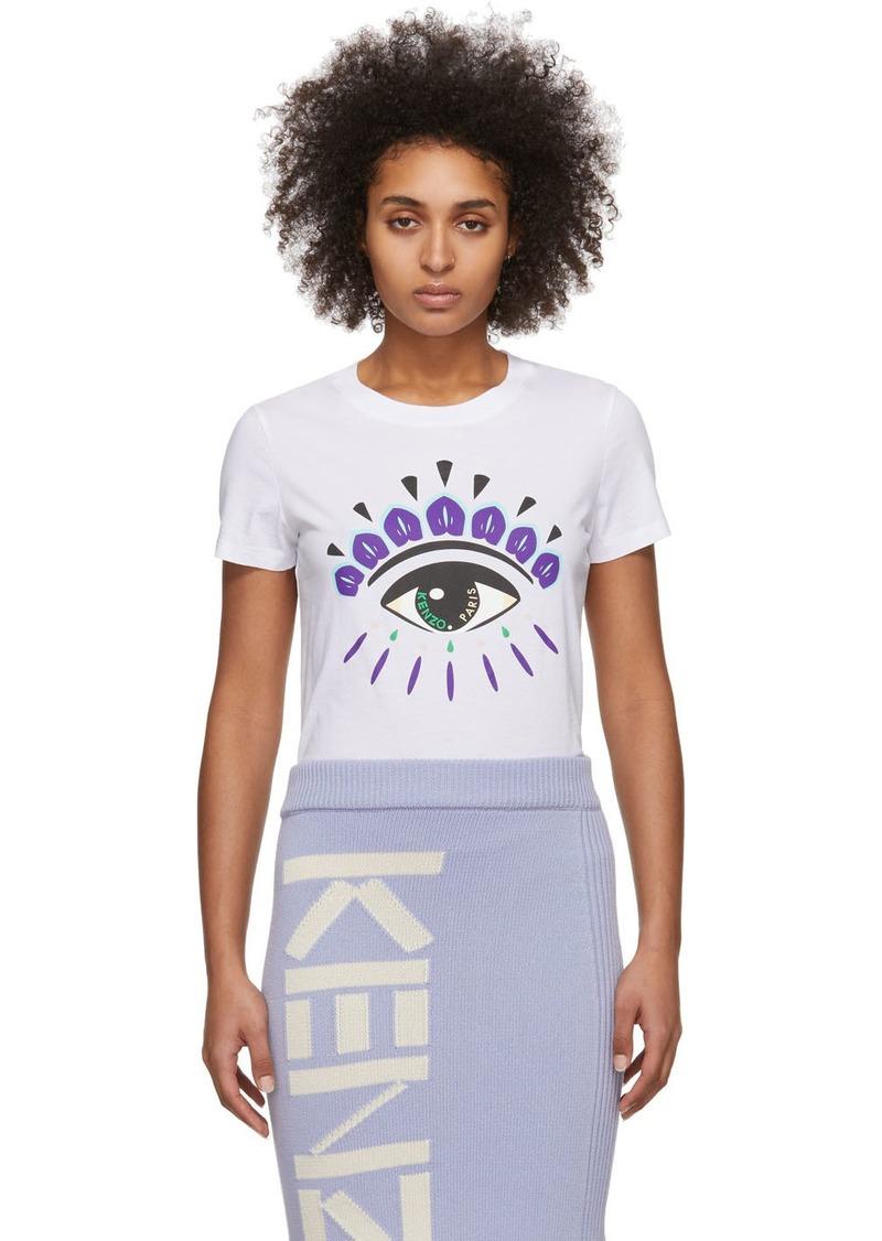 Kenzo White Eye T-Shirt