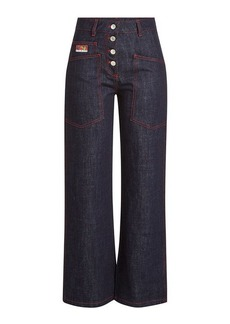 Kenzo Wide-Leg Jeans