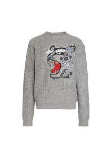 Kenzo x KANSAIYAMAMOTO - Embroidered jumper