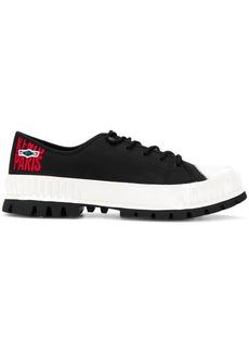 Kenzo x Palladium Pallashock low-top sneakers