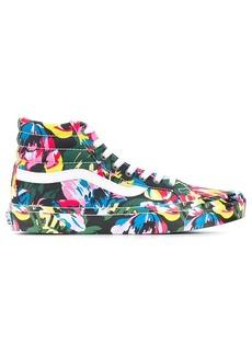 Kenzo x Vans floral print Sk8-Hi sneakers