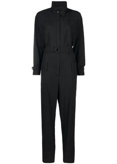 Kenzo zip-front long-sleeve jumpsuit