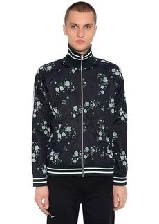 Kenzo Zip-up Floral Track Jacket