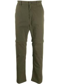 Kenzo zipped chino trousers