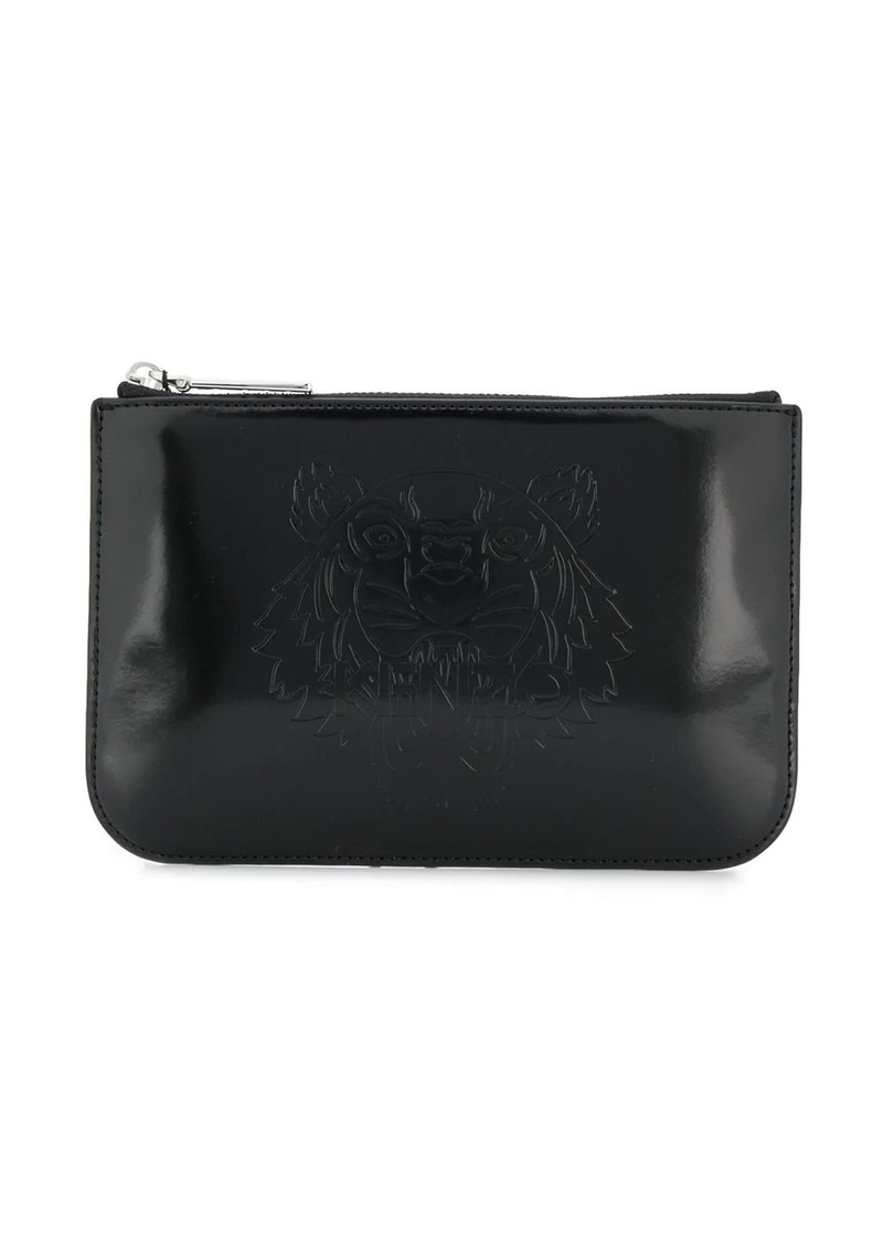 Kenzo zipped coin pouch