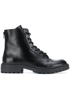 Kenzo zipped combat boots