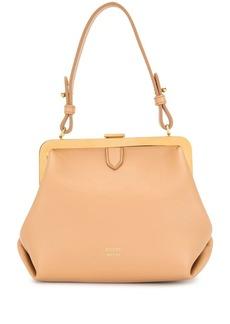 Khaite Agnes leather tote bag