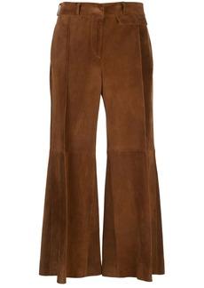 Khaite Andrea flared trousers