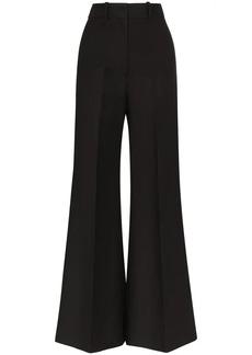 Khaite Bernadette wide-leg trousers