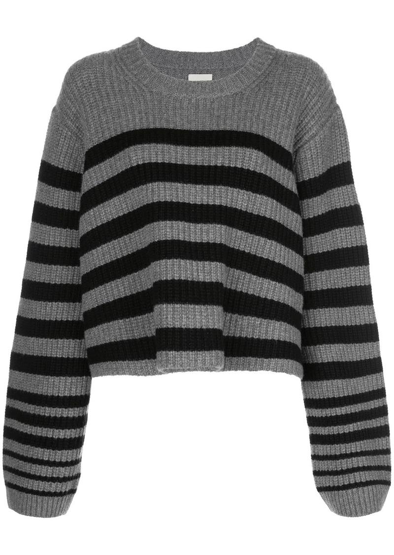 Khaite Dotty striped wool jumper