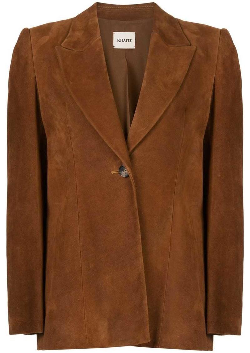 Khaite Erika oversized blazer