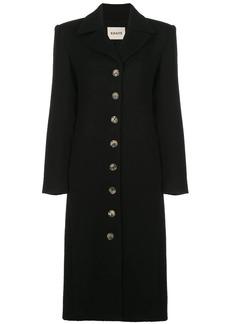 Khaite Georgine single-breasted coat