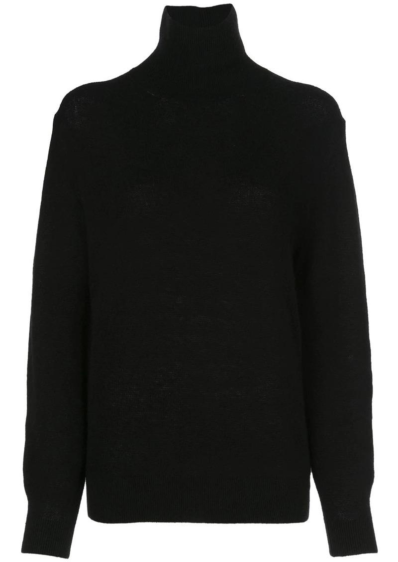 Khaite Julie relaxed-fit wool jumper
