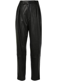 Khaite Magdeline leather pant