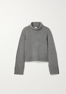 Khaite Marion Cashmere Turtleneck Sweater