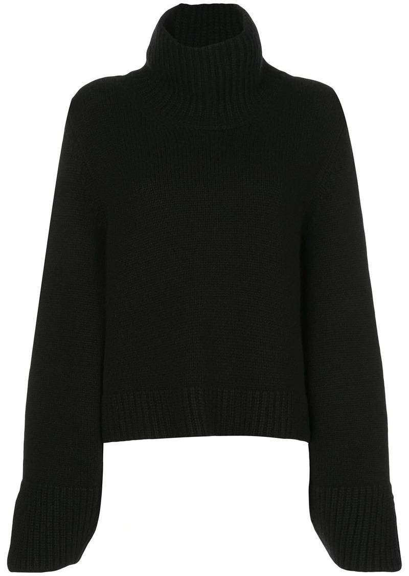 Khaite Marion relaxed-fit wool jumper
