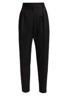 Khaite Reba High-Waisted Pants