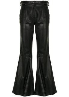 Khaite wide-leg trousers