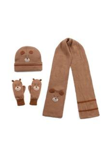 Kidorable Big Boy Bear Knitwear Set