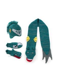 Kidorable Big Boy Knight Knitwear Set