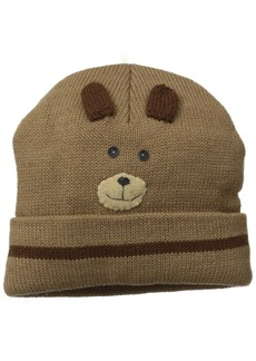 Kidorable Brown  Hat Soft Knit Hat for Kids Brown  Fits Most Knit Winter Hat for Toddlers Little Kids Big Kids