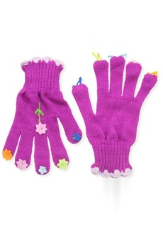 Kidorable Little Girls' Small Butterfly Gloves
