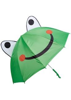 Kidorable Girls' Frog Umbrella   Size