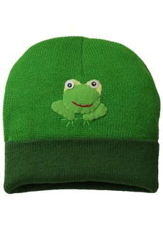 Kidorable Frog Hat Soft Knit Hat for Kids Green  Fits Most Knit Winter Hat for Toddlers Little Kids Big Kids