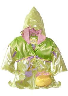 Kidorable Little Girls' Fairy All Weather Waterproof Coat  Size