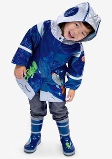 "Kidorable ""Space Hero"" Raincoat, Little Boys"