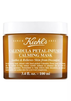 Kiehl's Calendula Petal-Infused Aloe Vera Calming Mask