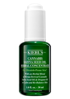 Kiehl's Cannabis Herbal Concentrate