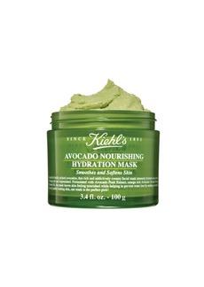 Kiehl's Since 1851 Avocado Nourishing Hydration Mask, 3.4-oz.