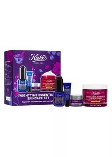 Kiehl's Nighttime Essentials 4-Piece Skincare Kit