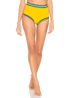 KIINI Ro High Waisted Bikini Bottom