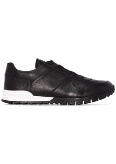 Kiton Grain sneakers