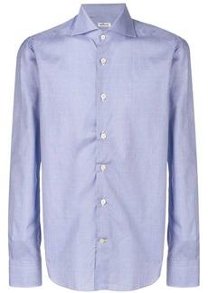 Kiton button down shirt