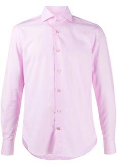 Kiton classic collar shirt