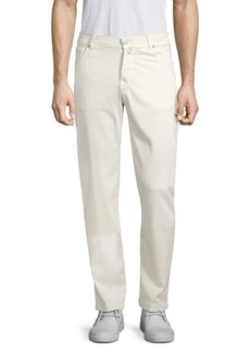 Kiton Classic Slim-Fit Pants