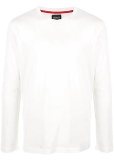 Kiton classic white top