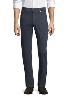 Kiton Cotton Denim Jeans